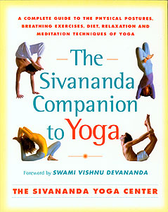 Sivananda Companion To Yoga book