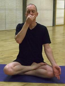 Yoga Breathing Exercises - Anuloma Viloma Pranayama