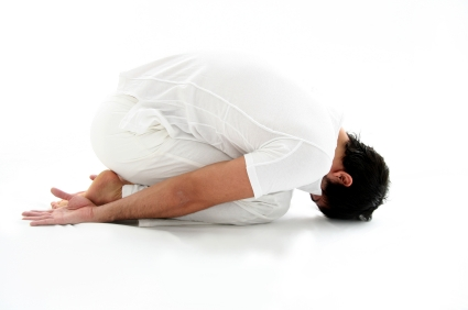 Child Pose Balasana - Yoga Positions Guide