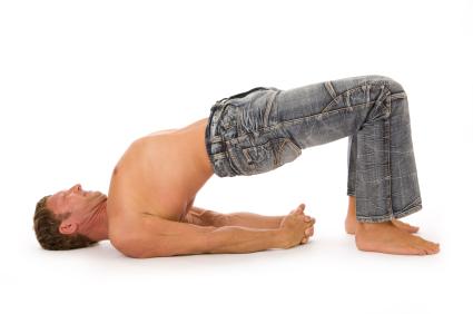 Bridge Pose - Setu Bandhasana - Yoga Pose Guide