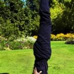 Yoga Pose Shoulderstand