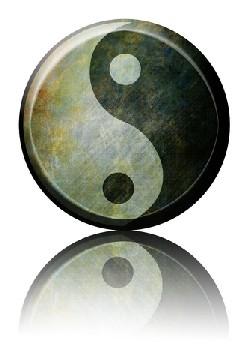 Yin Yoga  - Yin Yang Symbol